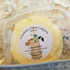 Achadinha Cheese Co. butter