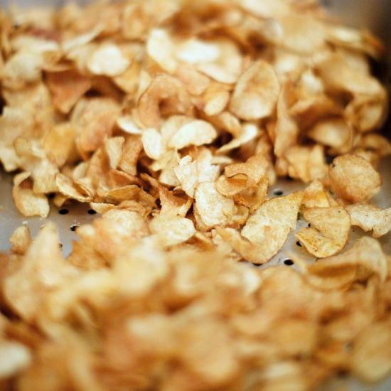 Bayleaf (courtesy) - Housemade potato chips