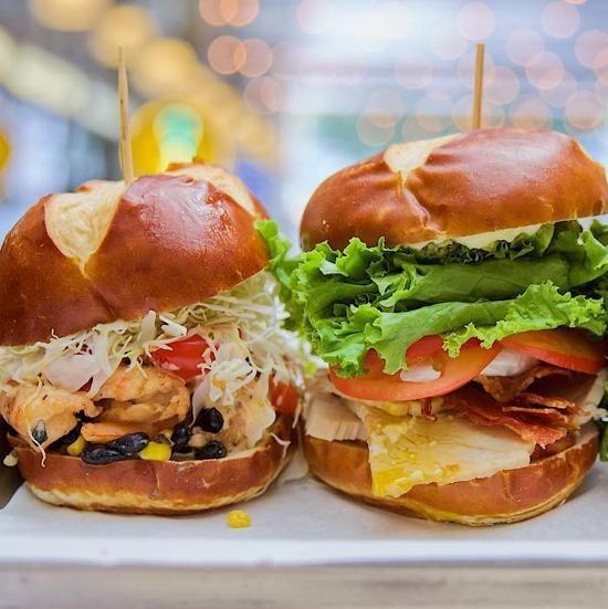 Bayleaf (courtesy) - Sandwiches