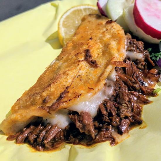 Birrieria Don Ruben - Tacos Dorado (Foodzooka)