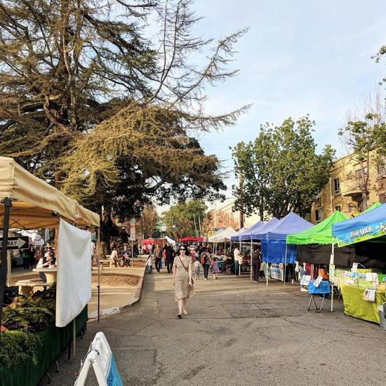 Bistro de la Gare - South Pasadena Farmers Market (Foodzooka)