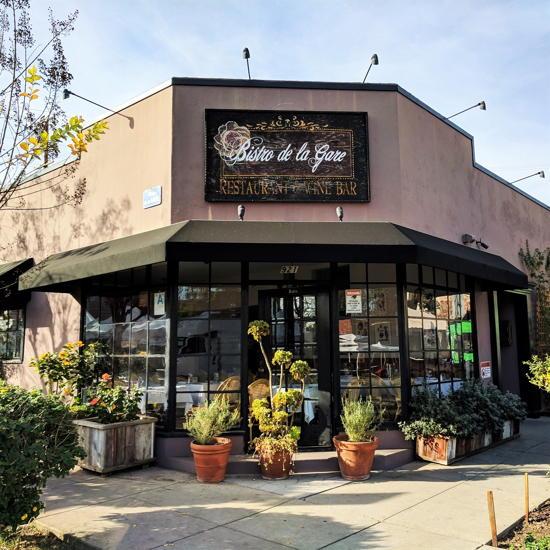 Bistro de la Gare - South Pasadena (Foodzooka)