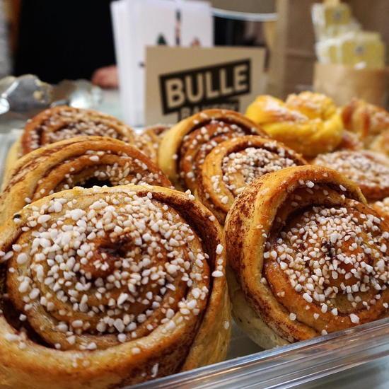 Bulle Bakery - Cinnamon Bullar (Elina Sundqvist)