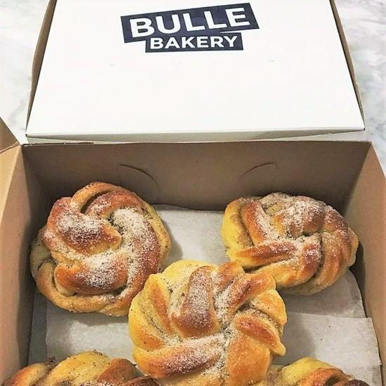 Bulle Bakery (courtesy) - Cardamom Bullar