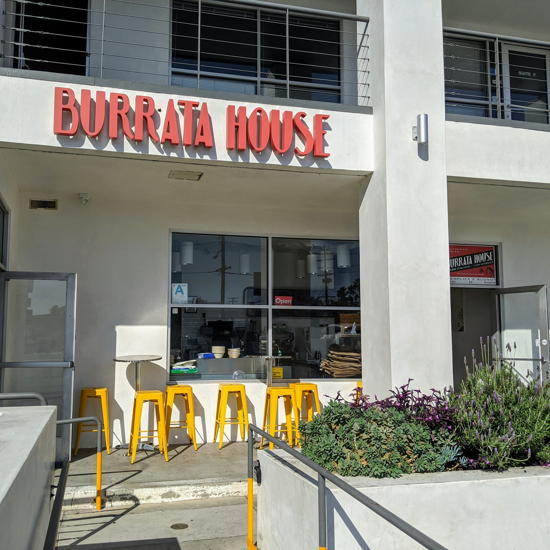 Burrata House - Palms Culver City (Foodzooka)