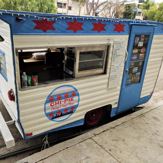 Chi-Pie Food Trailer (Foodzooka)