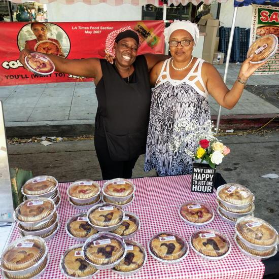 Cobblermania - Shae Seward and Kisha Boyd (Foodzooka)