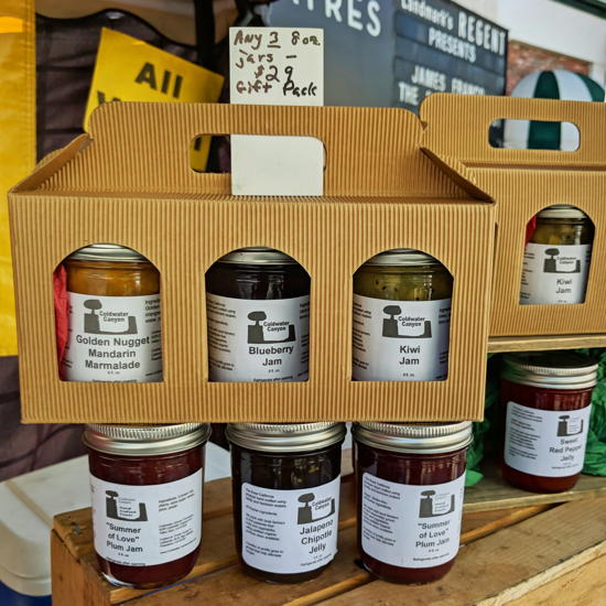 Coldwater Canyon Provisions - Jam gift packs (Foodzooka)