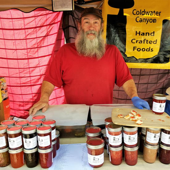 Coldwater Canyon Provisions - Owner Rondo Mieczkowski (Foodzooka)