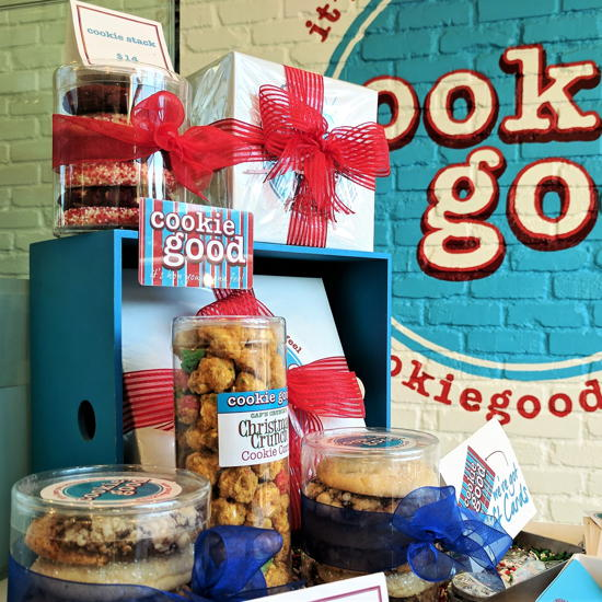 Cookie Good - Holiday gift packs (Foodzooka)