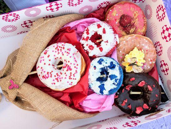 Donut Princess - Foodzooka Splat Feature