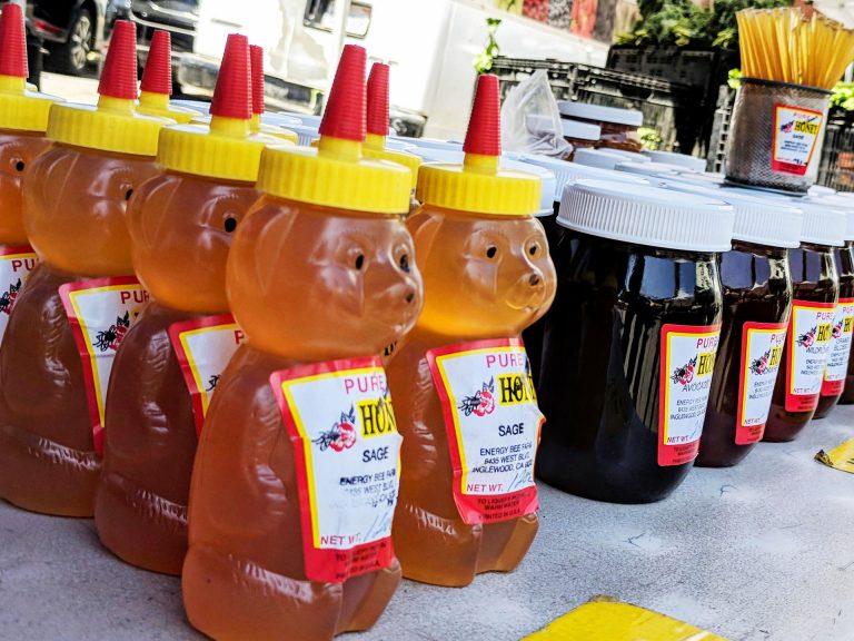 Energy Bee Farm - Foodzooka Splat Feature