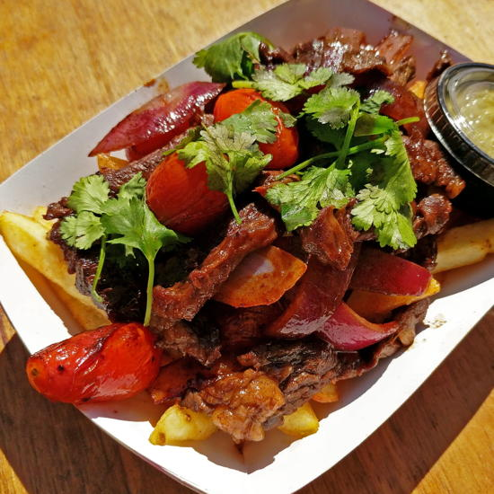 Fried Out - Lomo Saltado (Foodzooka)