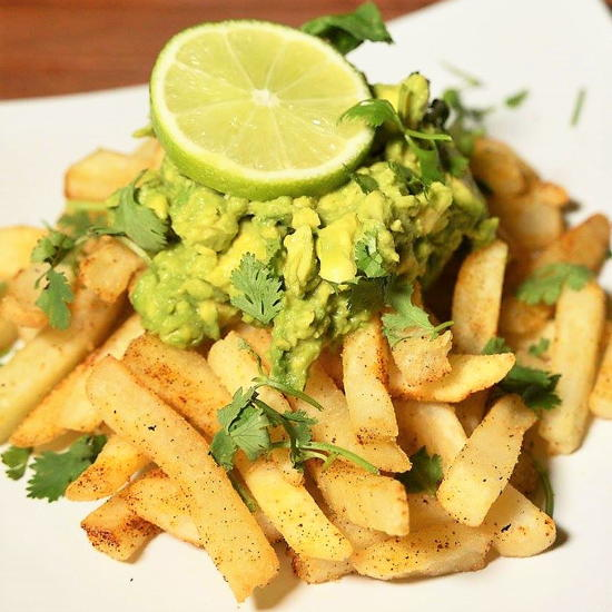Fried Out (courtesy) - Avocado Fries