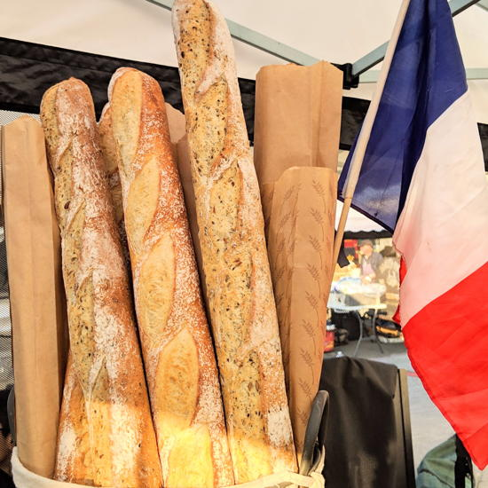 Frogs Bakery - French baguettes (Foodzooka)