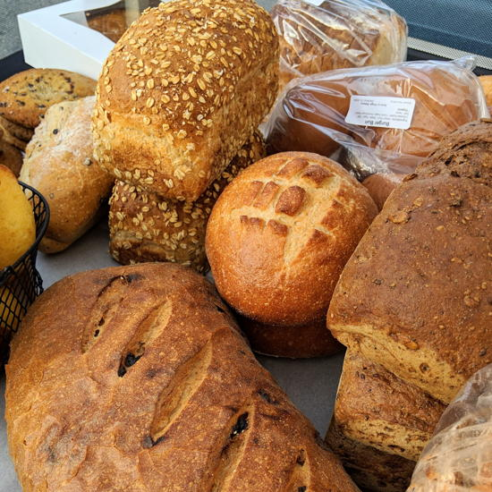 Frogs Bakery - Organic breads (Foodzooka)