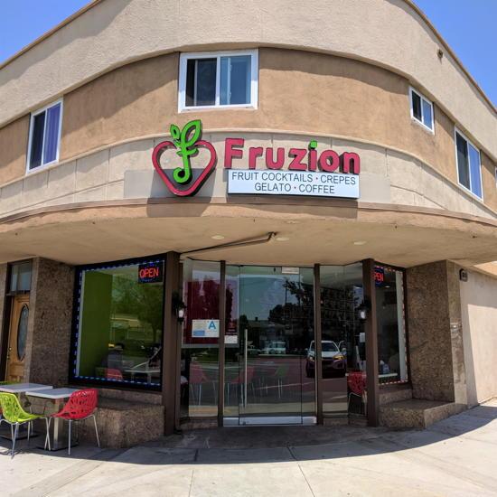 Fruzion - Glendale (Foodzooka)