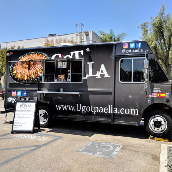 Got Paella Food Truck (Foodzooka)