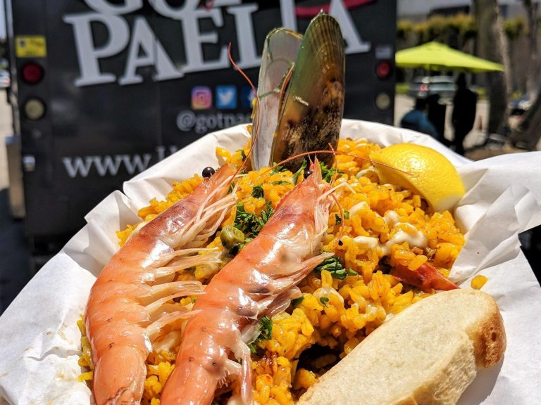 Got Paella - Foodzooka Splat Feature