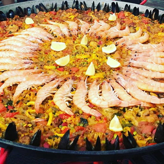 Got Paella-L.A. Paella Catering (courtesy) - Mixed paella
