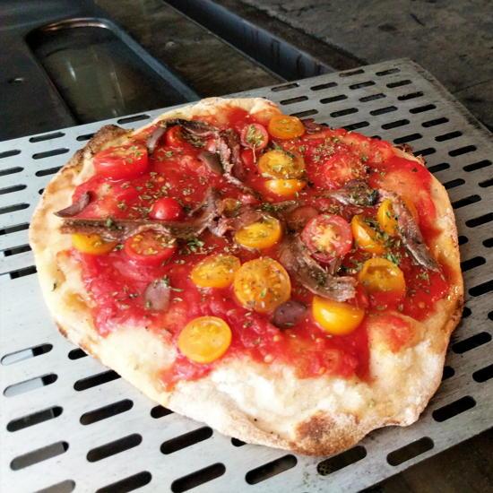 Gourmet Romano - Gourmet crust (Foodzooka)