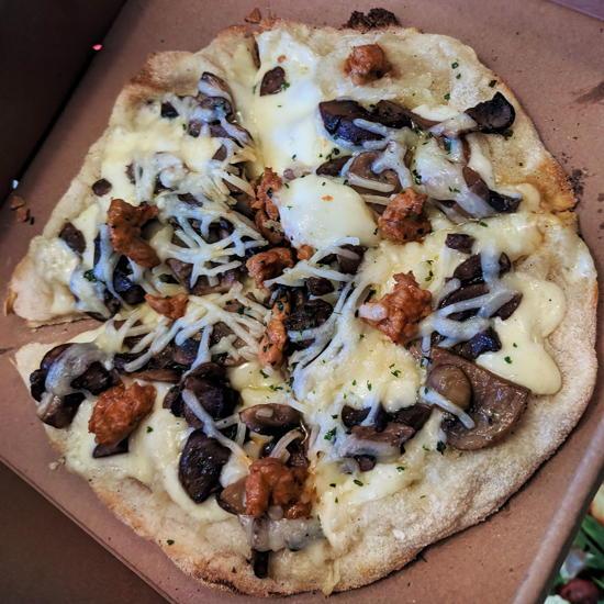 Gourmet Romano - Super Mario pinsa (Foodzooka)