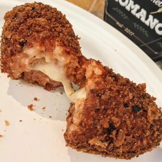 Gourmet Romano - Supplì Pomodoro Basilico (Foodzooka)