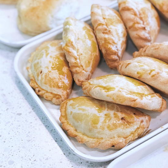 Hopia Like It (courtesy) - Empanadas