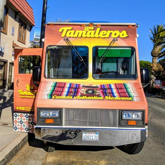 Los Tamaleros Food Truck (Foodzooka)
