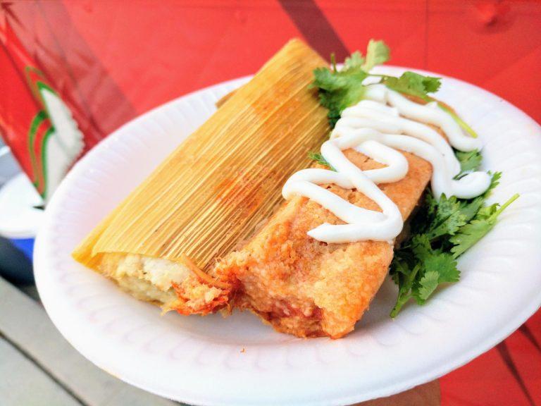 Los Tamaleros - Foodzooka Splat Feature