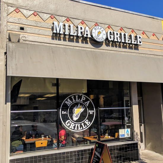 Milpa Grille - Boyle Heights (Foodzooka)