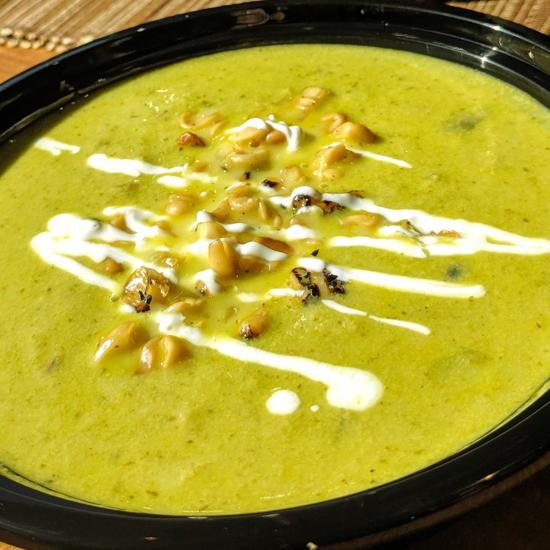 Milpa Grille - Crema de Elote (Foodzooka)