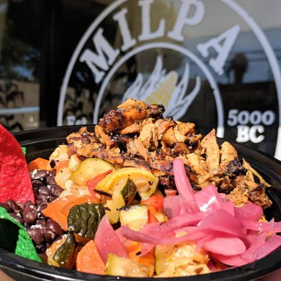 Milpa Grille - Milpa Bowl (Foodzooka)
