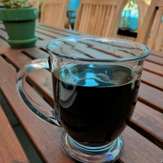 Muddy Paw Coffee - Dark roast pourover (Foodzooka)