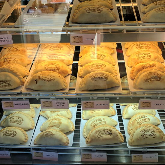 Muddy Paw Coffee - Nonnas empanadas (Foodzooka)
