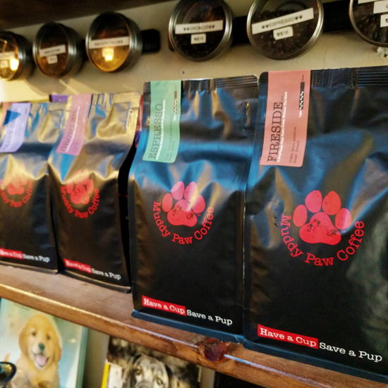 Muddy Paw Coffee - Retail coffee bags (Foodzooka)