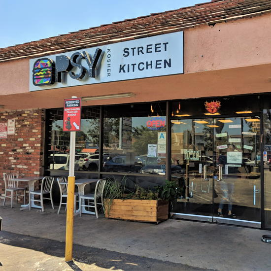 PSY Sreet Kitchen - Sherman Oaks (Foodzooka)