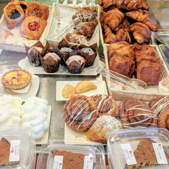 Pascal Patisserie & Cafe - Freshly baked pastries (Foodzooka)