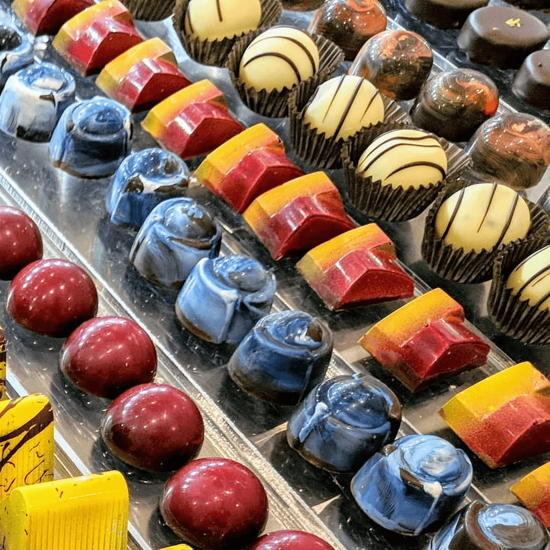 Pascal Patisserie & Cafe - Housemade chocolates (Foodzooka)