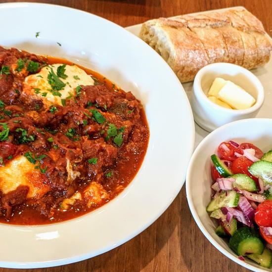 Pascal Patisserie & Cafe - Shakshuka (Foodzooka)