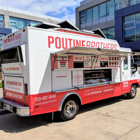 Poutine Brothers Food Truck (Foodzooka)