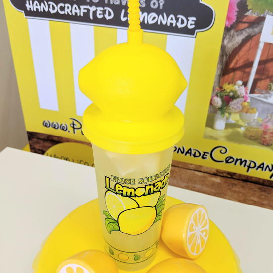 Pucker Up Lemonade Co. - Classic Lemonade (Foodzooka)