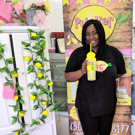 Pucker Up Lemonade Co. - Owner Karneisha Christian (Foodzooka)