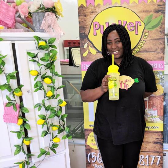 Pucker Up Lemonade Co. - Owner Karneisha Christian (Foodzooka)