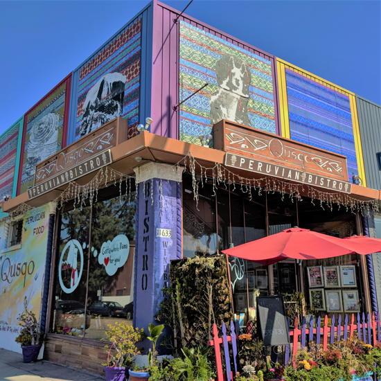 Qusqo Bistro - West LA (Foodzooka)