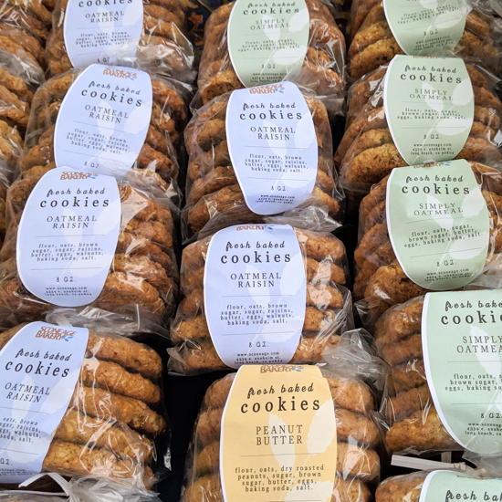 Sconeage Bakery - Cookies (Foodzooka)