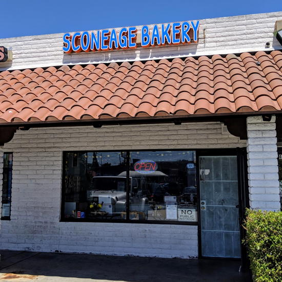 Sconeage Bakery - Long Beach (Foodzooka)