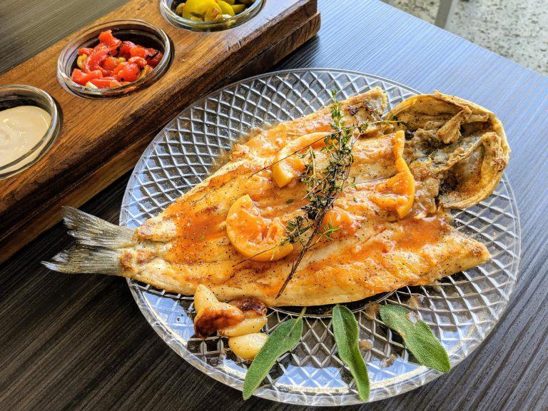 Tel Aviv Fish Grill - Foodzooka Splat Feature