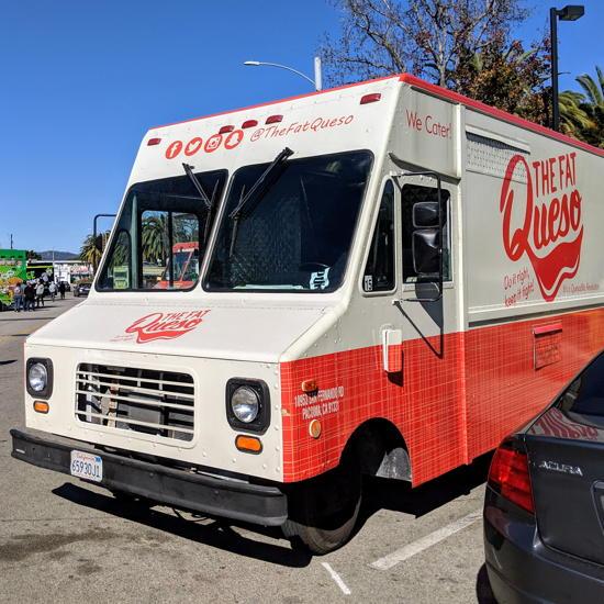 The Fat Queso Food Truck (Foodzooka)