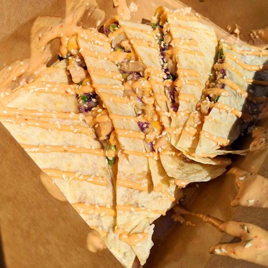 The Fat Queso - Miso Cheesy (Foodzooka)